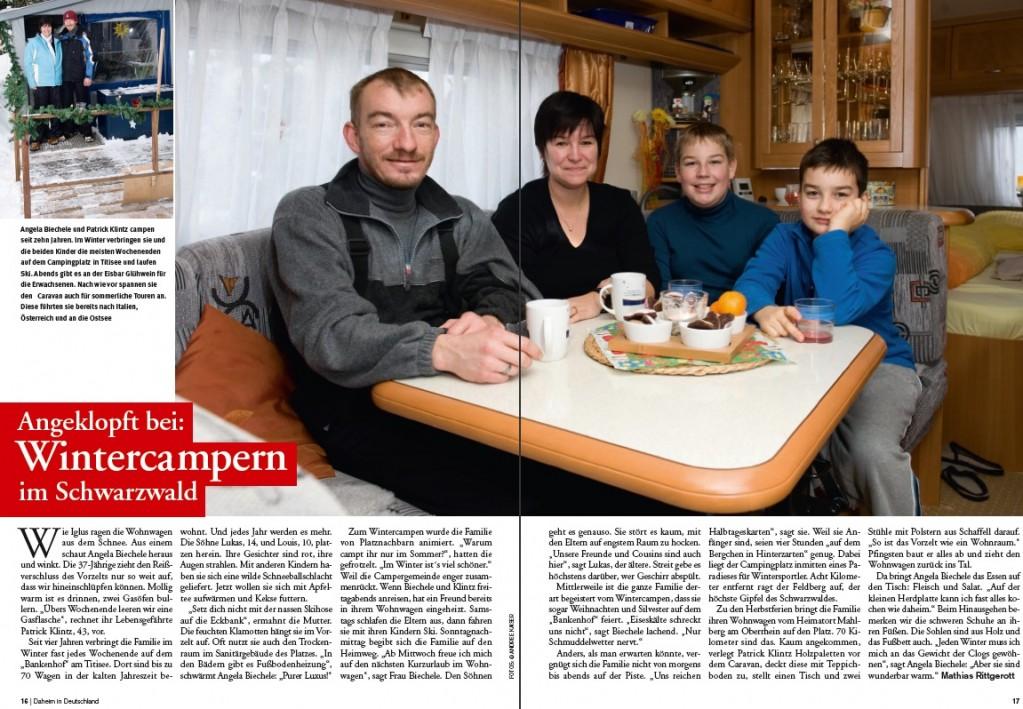 Daheim in Deutschland